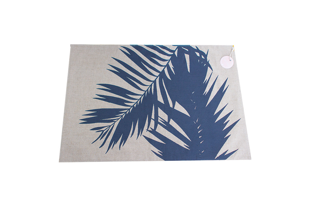Palm Printed Placemats
