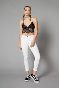 Mila Lace Bra Top