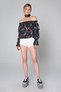 Reese Off The Shoulder Blouse