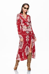 Rouge Paisley