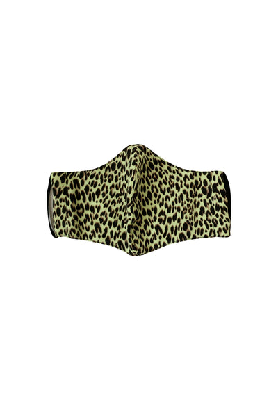 AFRM Face Mask - Limelight Leopard
