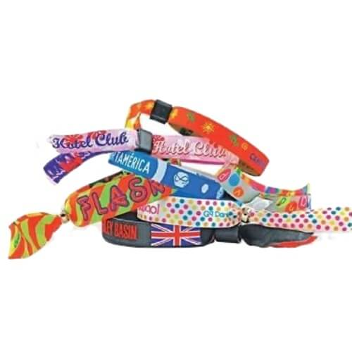 Cloth Wristbands