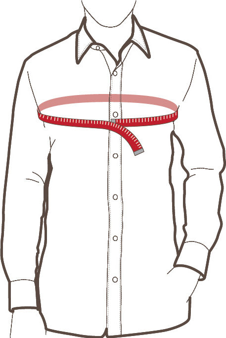 How to Measure Chest Size for Custom Made-to-Measure Men