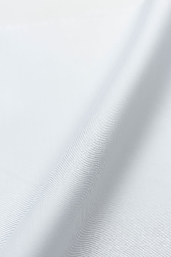 Bagio Soft White Twill Fabric