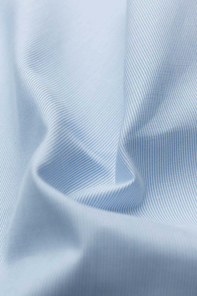 Longines Horizontal Ribbed Poplin Fabric