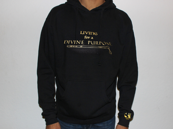 Living for a Divine Purpose Hoodie