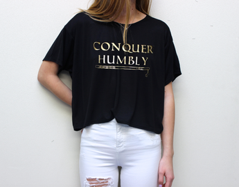 Conquer Humbly