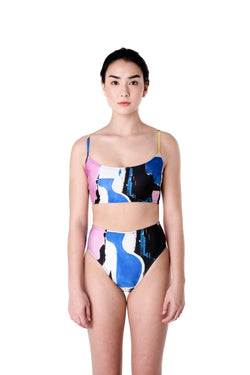 SARAH CALE X MINNOW BATHERS - LAUREL BOTTOMS