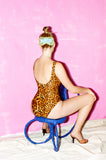 LEOPARD MAILLOT