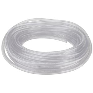 "Beer Hose, Clear, 50' x 1/4"" ID Coil"