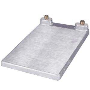 "10"" x 15"" Cold Plate - 1 Product"