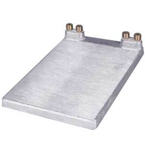 "10"" x 15"" Cold Plate - 2 Product"