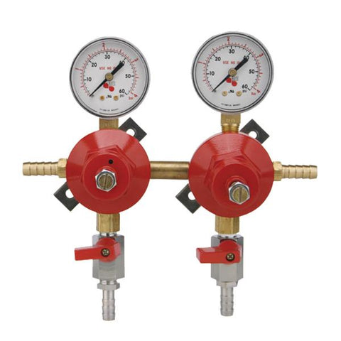 2 Pressure - Secondary CO2 Regulator - Economy Series