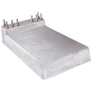 "8"" x 14"" Cold Plate - 4 Product"