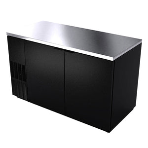 underbar cooler solid door