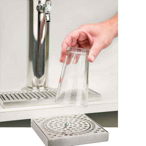 Undercounter Mount Glass Rinser
