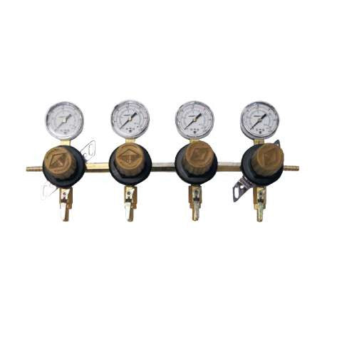 Taprite Secondary Regulator - 4 Pressure, 4 Product