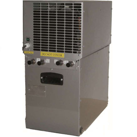 Flash Cooler Tayfun V30 - Ice Bank Chiller, 2 Product Lines