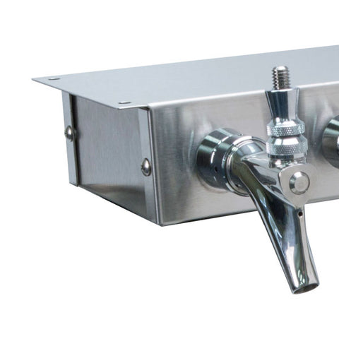 Image of Undercounter Mount Tower - 6 Faucet