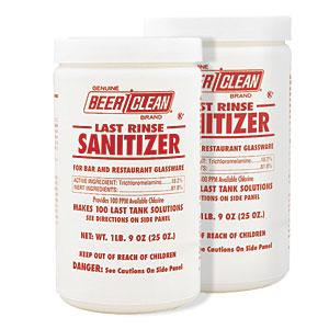 Beer Clean Sanitizer