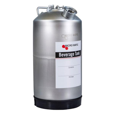 Beverage Dispensing Tank 18 Liter