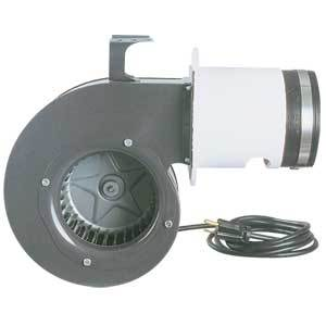 Blower Assembly - 131 CFM with Bracket