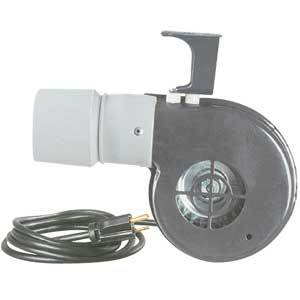 Blower Assembly - 51 CFM with Bracket