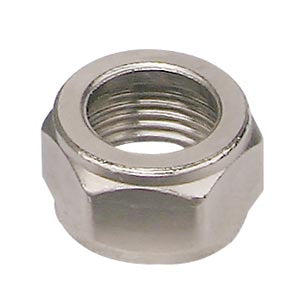 Hex Nut (Nickel Plated)
