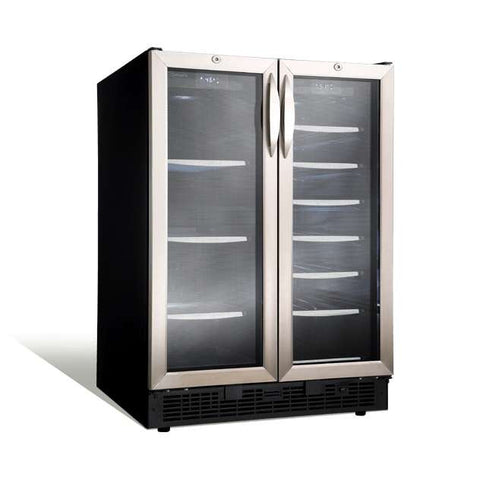"Image of Danby Emmental DBC2760BLS 24"" Wine/Beverage Cooler"