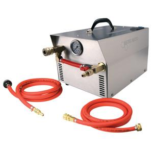 Electric Re-circulating Line Cleaning Pump