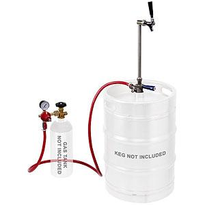 "European ""S"" System CO2 Party Dispensing System"