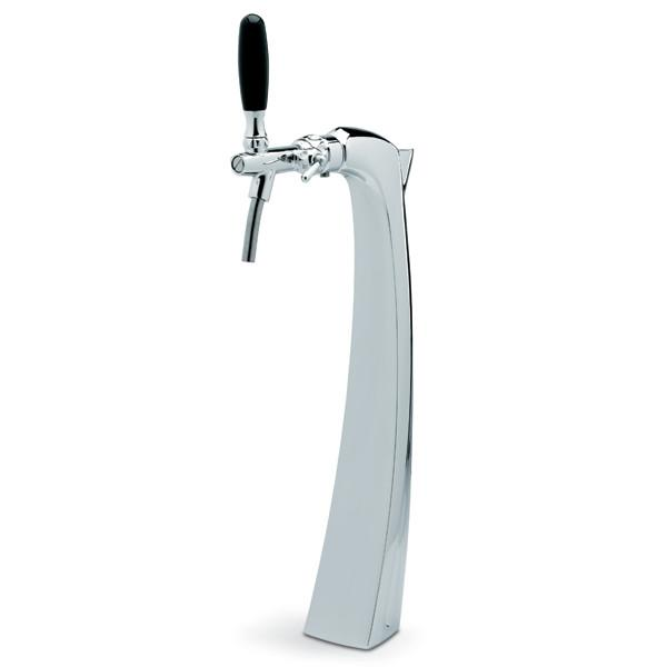 Falco Tower -1 Faucet - Chrome Finish - Glycol Ready