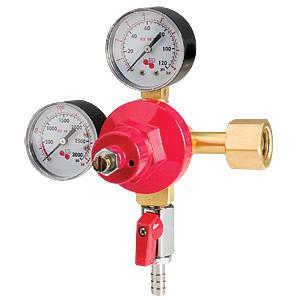 Gas Regulator - High Pressure - CO2 Primary