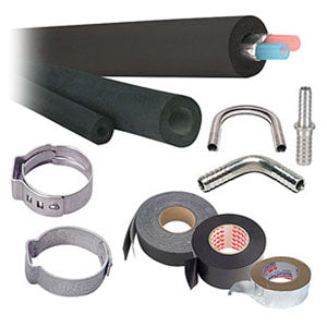 "Installation Kit,10 lines,3/8"" ID"