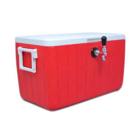 Image of Jockey Box Picnic Beer Cooler - 1 Keg - 48Qt.