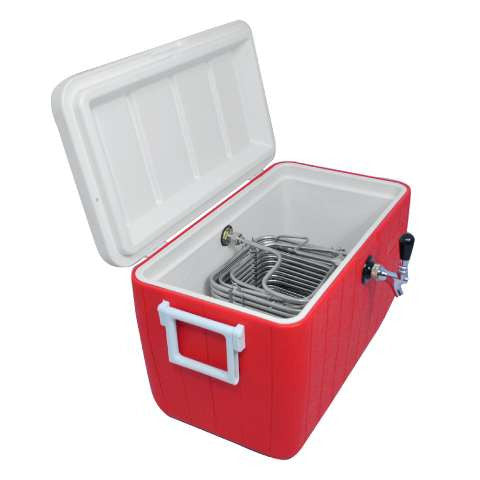 Jockey Box Picnic Beer Cooler - 1 Keg - 48Qt.