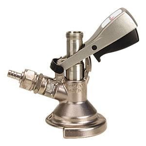 M System - Keg Coupler - Tap w/ Ergo Lever Handle