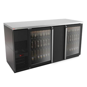 Back Bar - Pro-Line E-Series 3 Keg