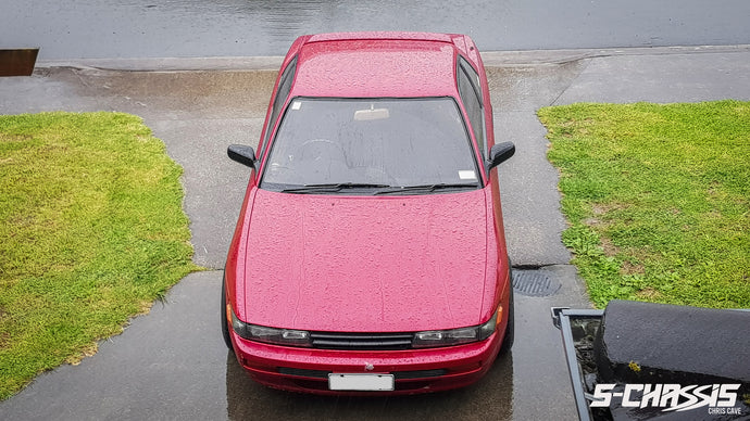 Chris Cave's S13 from New Zealand