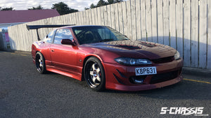 Sam Quartermains 180SX- NZ
