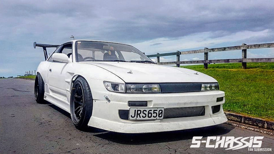 Scott Masons S13 - NZ