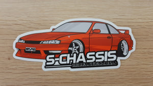 Team Red S14 Kouki diecut