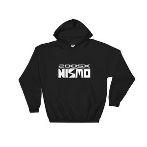 200SX SR20DET NISMO INSPIRED HOODED SWEATSHIRT