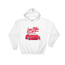 Lowstyle 326Power Zenki Hooded Sweatshirt