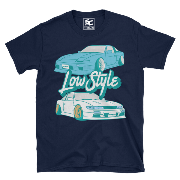 Men's LOW STYLE by S-Chassis S13 Tee