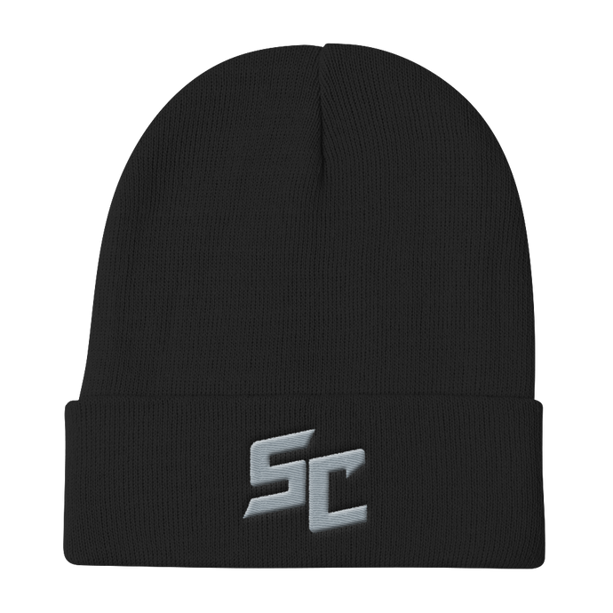 Official S-Chassis Knit Beanie