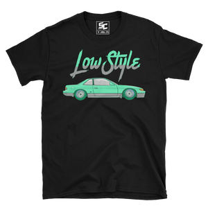 LOWSTYLE Stance Coupe Tee