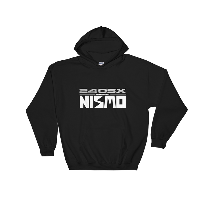 240SX SR20DET NISMO INSPIRED HOODED SWEATSHIRT