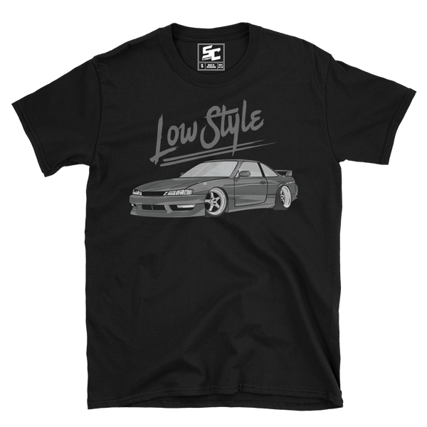 Men's LOW STYLE by S-Chassis S14 Kouki Tee