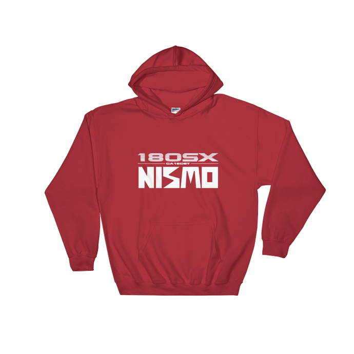 180SX CA18DET NISMO INSPIRED HOODED SWEATSHIRT